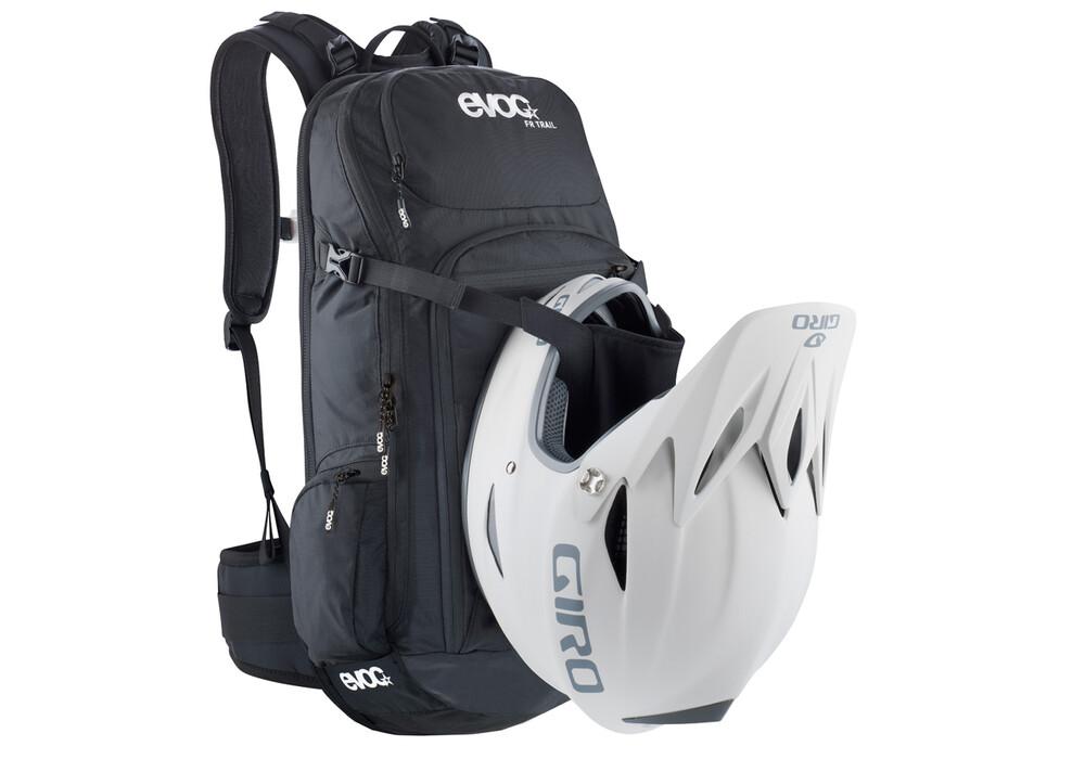 Evoc FR Guide Blackline 30L Backpack | Backcountry.com